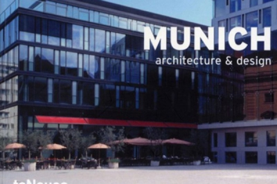 "0480-""Munich - architecture & design, and:guide"" - Joachim Fischer / Nicolas Kunz"