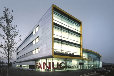 339-Headquarters for FANUC Robotics Germany, Neuhausen a.d.F.