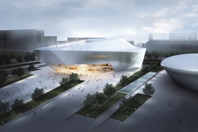 470-Yunnan Culture & Arts Center, Yunnan