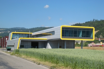 398-New Headquarters for GE FANUC CNC Switzerland, Biel / Switzerland